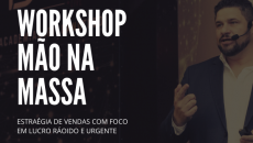WORKSHOP MÃO NA MASSA