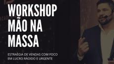 WORKSHOP MÃO NA MASSA
