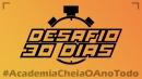 Desafio #AcademiaCheiaOAnoTodo - 30 Dias